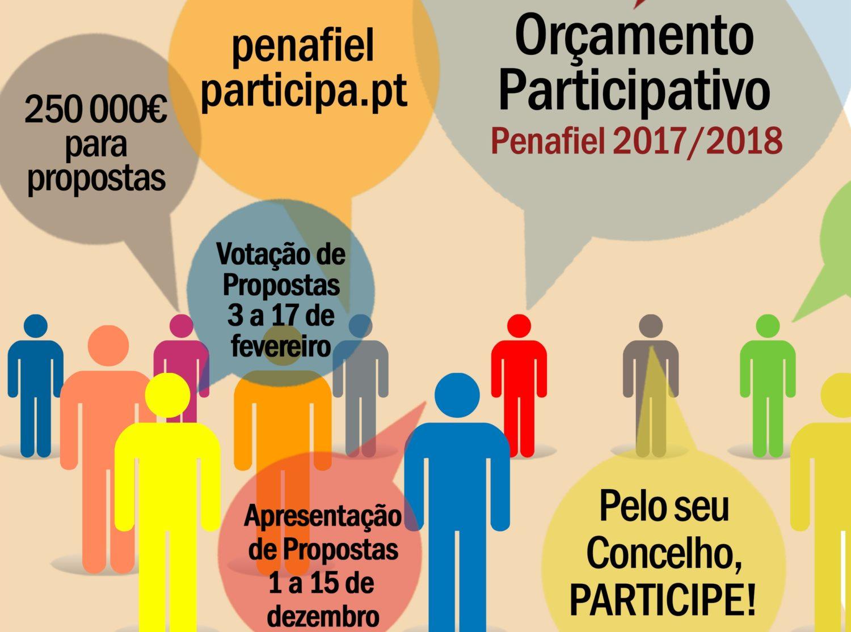 OP Penafiel Participa 2017 2018 CARTAZ e1511975644534