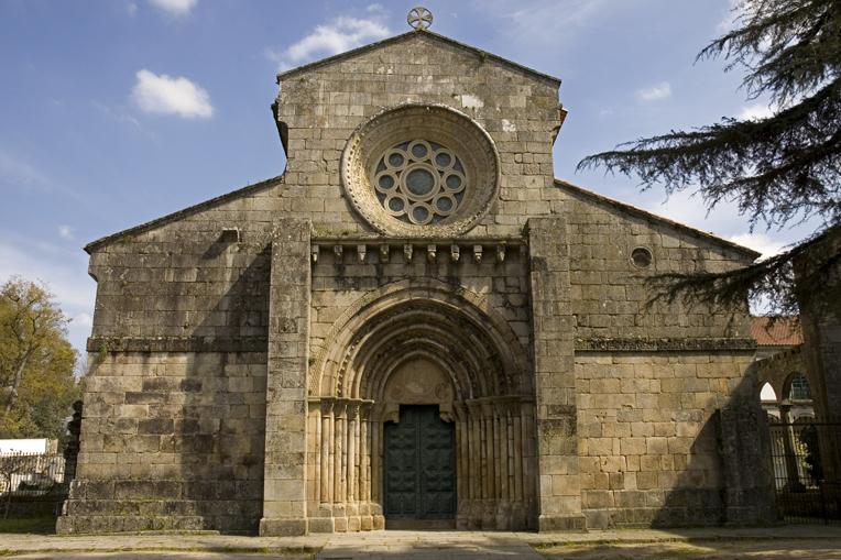 Mosteiro do Salvador de Paço de Sousa 1