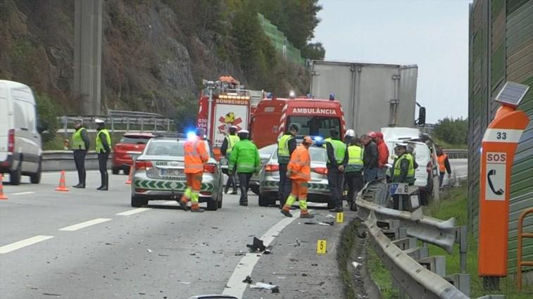 iPNF 611 Jovem de penafiel perde a vida em acidente na A3 1 1