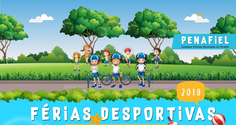 Cartaz A3 Férias Desportivas 2018 1