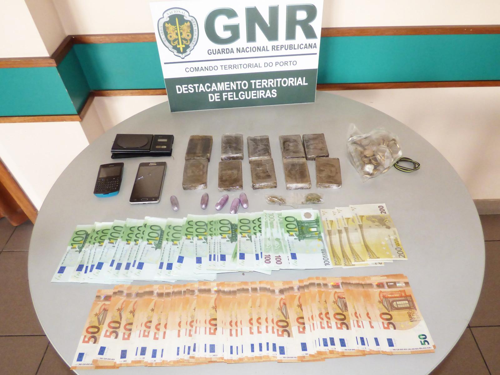 GNR Porto Apreensão 1