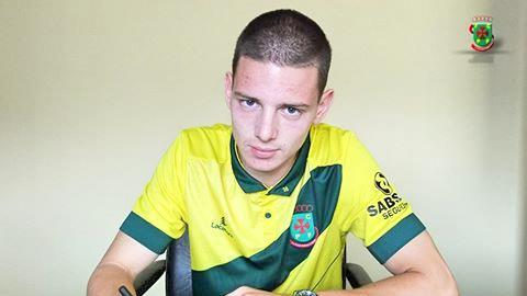 Pedro Marques assina pelo FC de Paços Ferreira 1 1