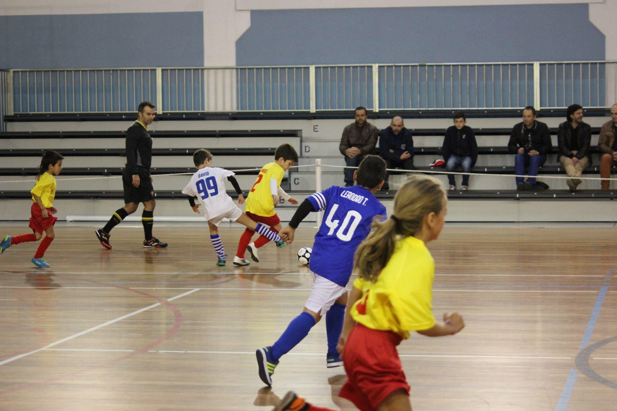 JIF Torneio Futsal Traquinas 1 Jornada 1