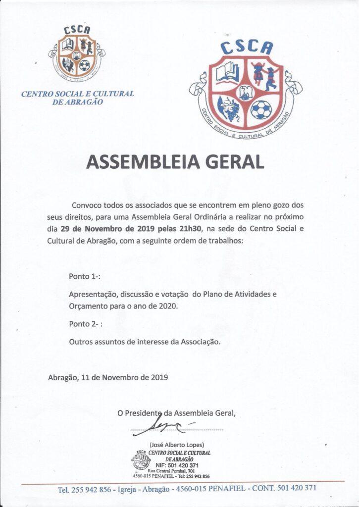 Publicacaoconvocatoriaassembleia29112019