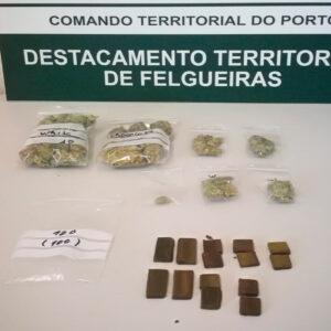 GNR detido em Paços de Ferreira 1