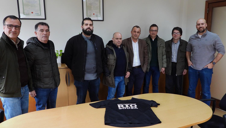 Movimento Rio Sousa reune com CM Paredes 1