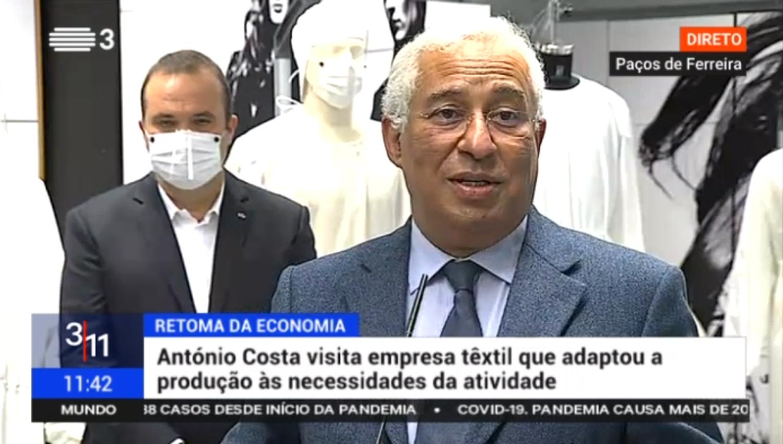 Antonio costa 1