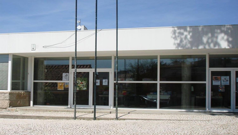 Biblioteca Municipal de Paços de Ferreira 1
