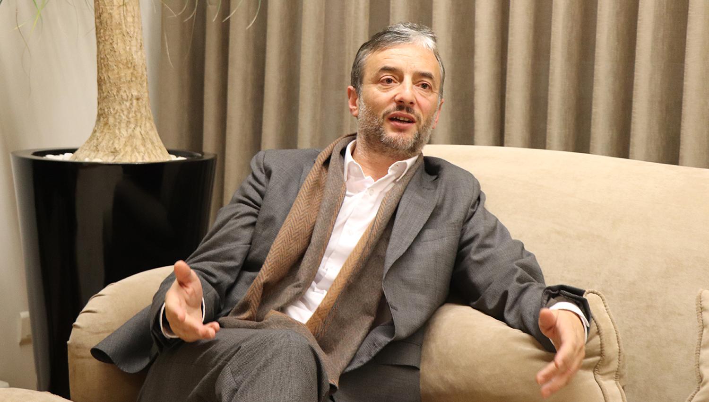 Humberto Brito, presidente da Câmara Municipal de Paços de Ferreira, PS