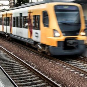 Linha Vale do Sousa / Comboio
