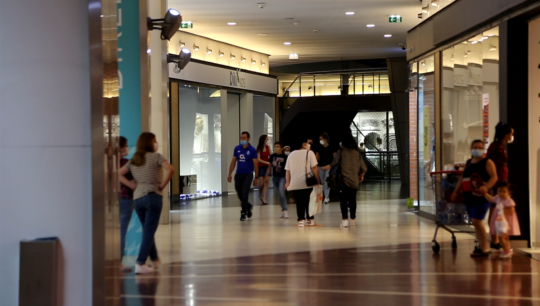 Centros comerciais / Saldos