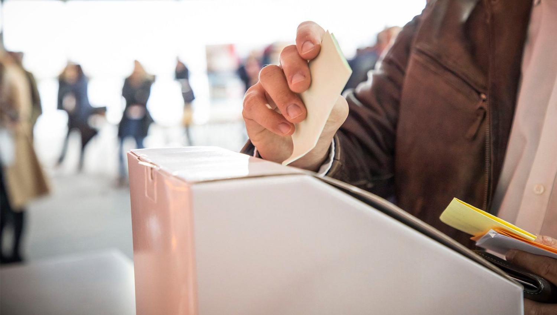 eleições votar 1