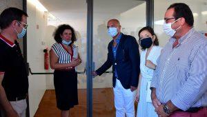 Inauguracao do Centro de Interpretacao da Escultura Romanica Abragao