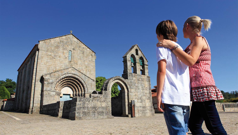 mosteiro de Ferreira Pacos de Ferreira