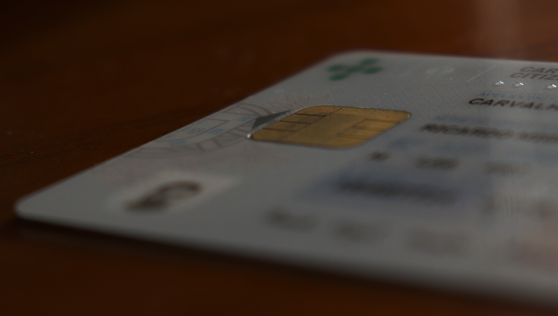 Cartão de Cidadão.