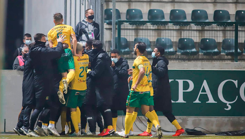 Pacos vs Porto 1