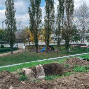 parque centro civico de ferreira