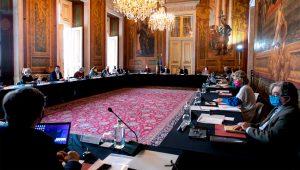 Desconfinamento / Conselho de Ministros