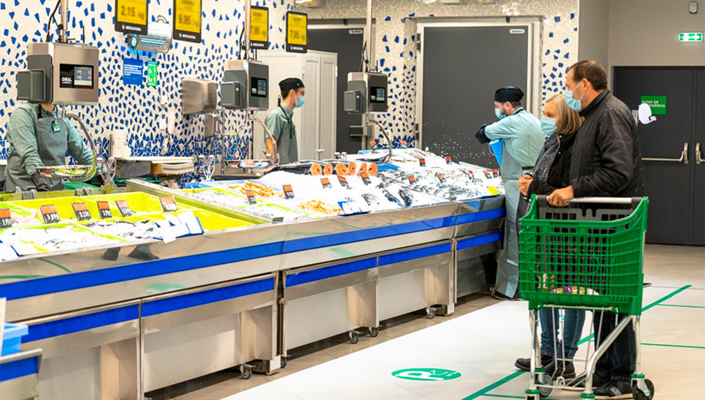 Mercadona Pacos de Ferreira 1