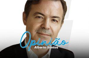 Alberto Santos - ladrão de memorias