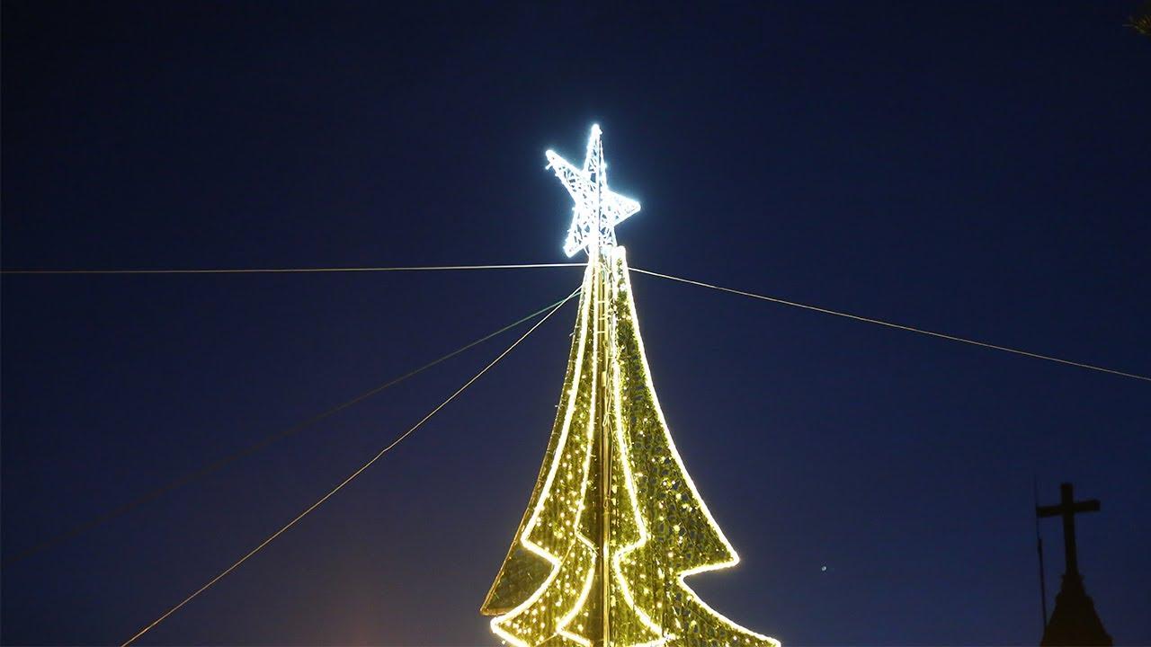 as ruas do concelho de penafiel encheram se de luz para o natal Z3wjnGW45Ak