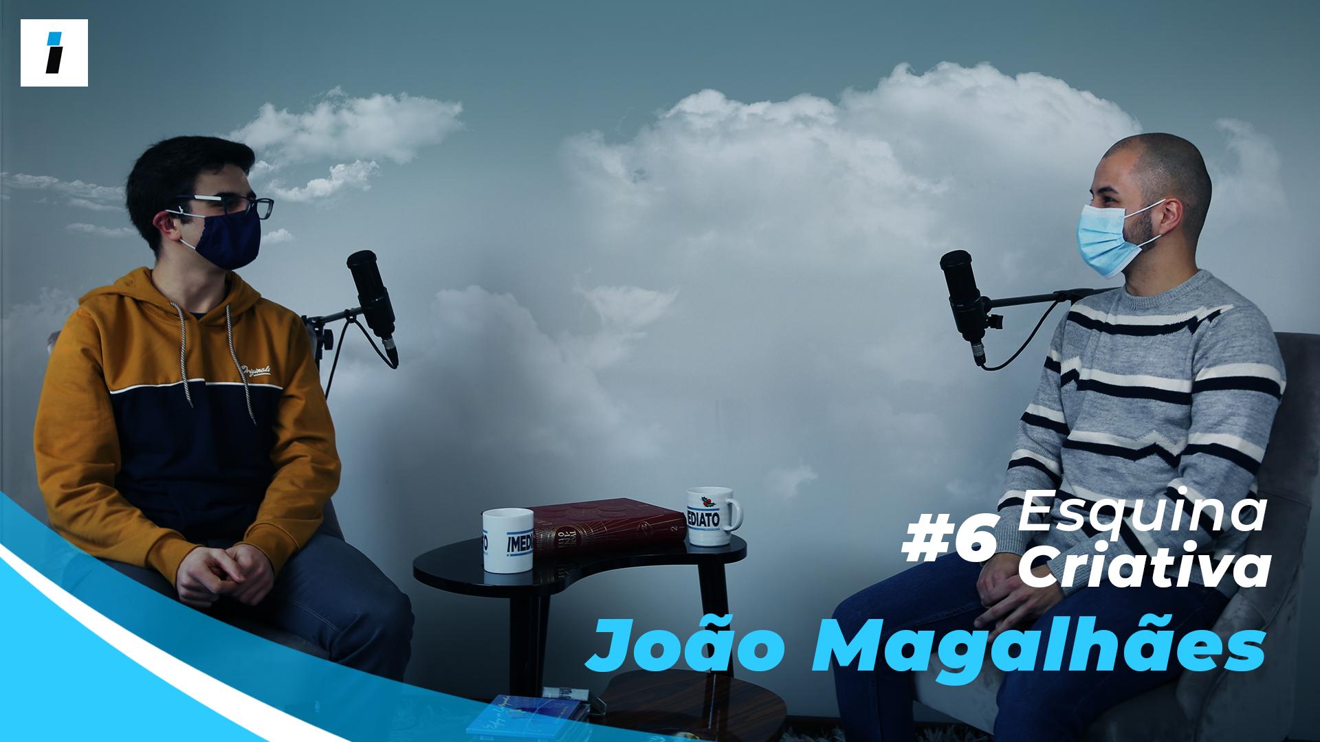 João Magalhães, jovem realizador