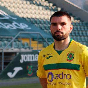Pedro Rebocho no FC Paços de Ferreira
