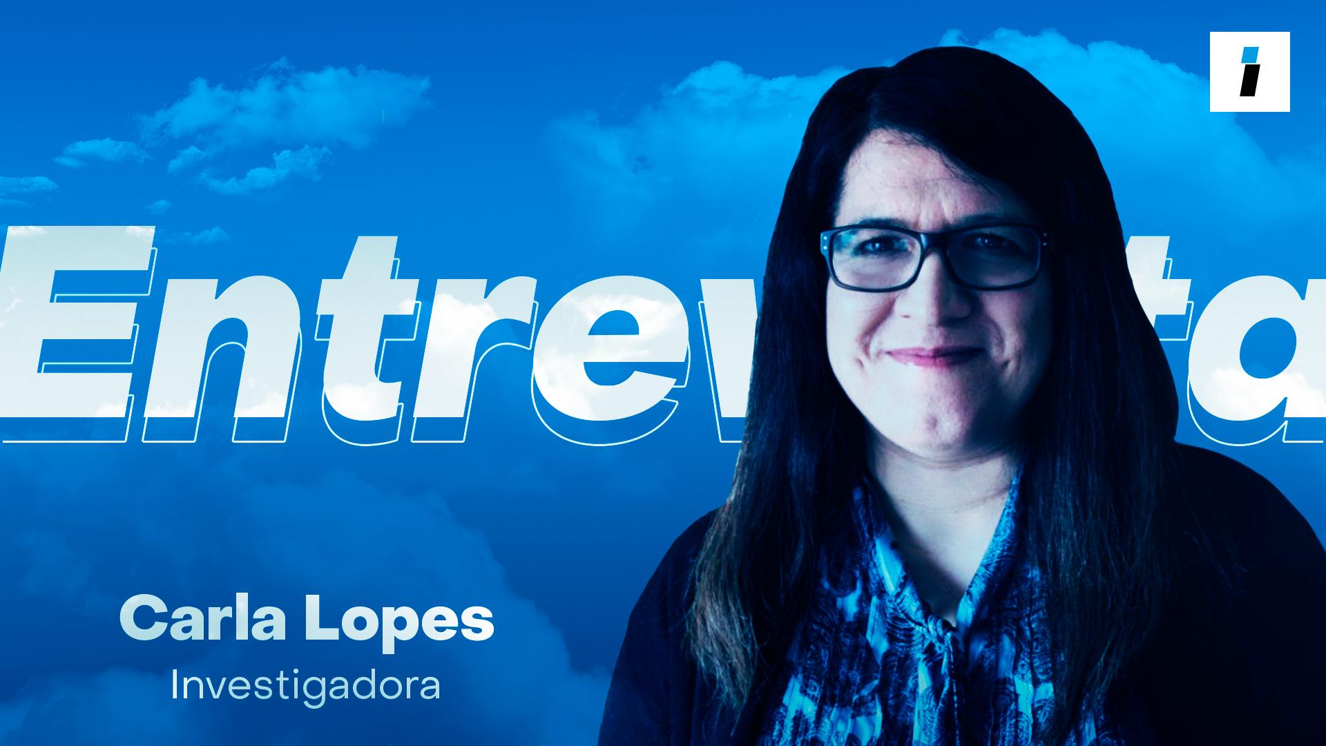 Carla Lopes, investigadora