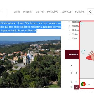 Site da CMP torna-se mais inclusivo