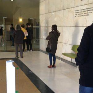 eleitores aderem ao voto antecipado nas presidenciais