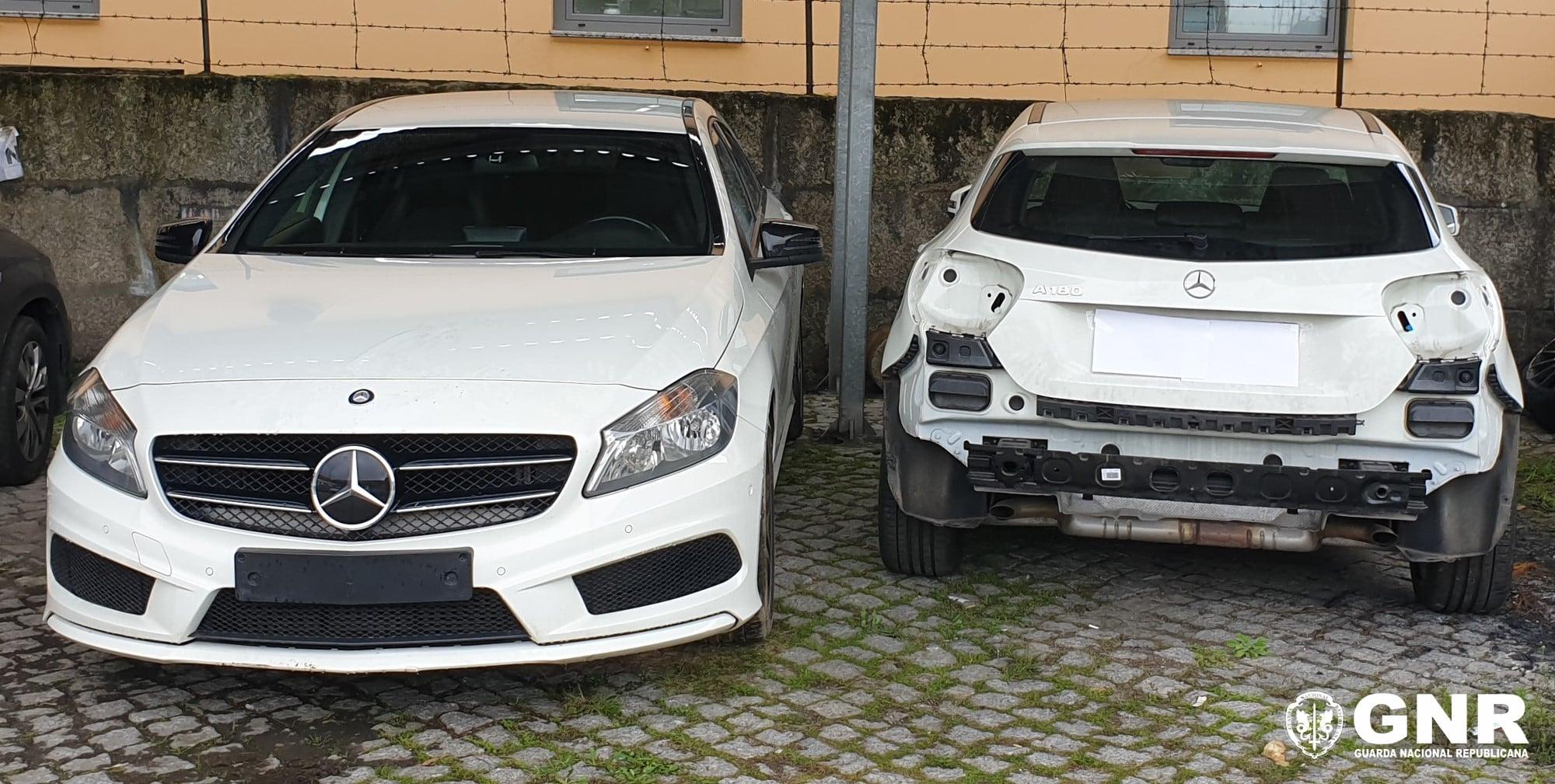 Paços de Ferreira: Caso de violência doméstica leva à apreensão de armas e carros furtados