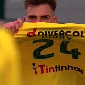 FC Paços de Ferreira dedica vitória a Diaby, que já foi operado