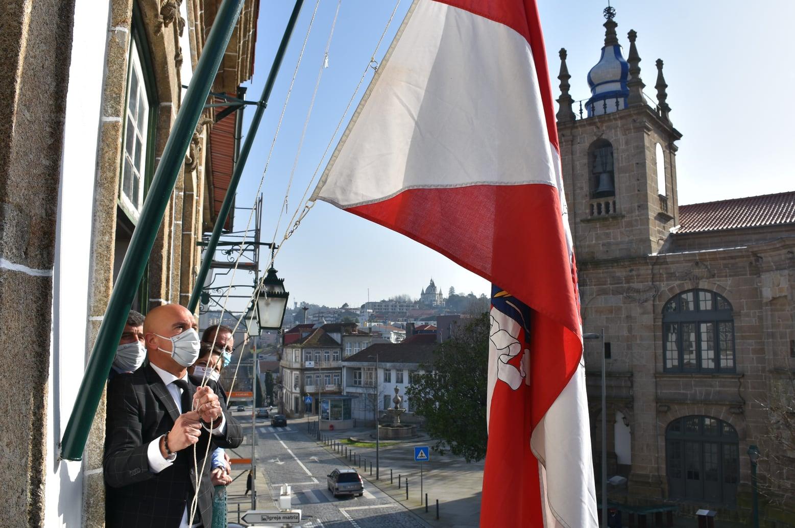 Penafiel presta homenagem aos profissionais de saúde em dia de aniversário da cidade