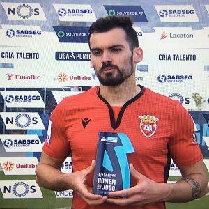 FC Penafiel venceu na Covilhã