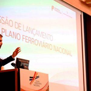 Linha do Vale do Sousa mencionada no lançamento do Plano Ferroviário Nacional