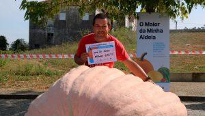 Hortícolas Gigantes vão voltar a competir em Paredes