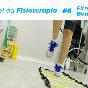 Fitness & Bem-estar (#6): O papel da fisioterapia no bem-estar