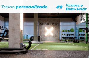 Fitness & Bem-estar (#8): Treino personalizado é a chave