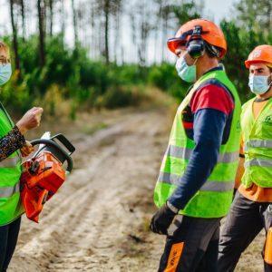 Prevenir acidentes na floresta