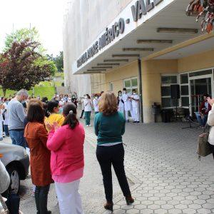 CHTS assinala Dia Internacional do Enfermeiro com encontro científico e música
