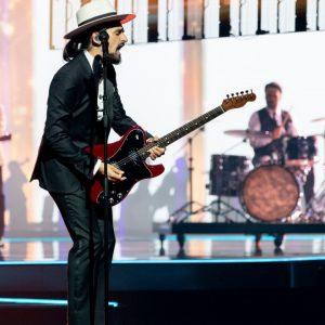 (Vídeo) Portugal em 7º lugar no festival da Eurovisão