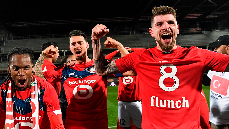 José Fonte e Xeka sagram-se campeões em França pelo Lille