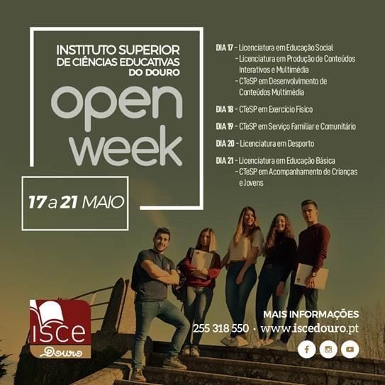 isce open week