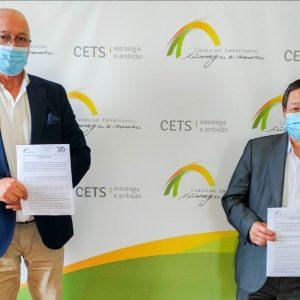 """Conselho Empresarial do Tâmega e Sousa """"dá as mãos"""" com Câmara de Comércio Portugal-China"""