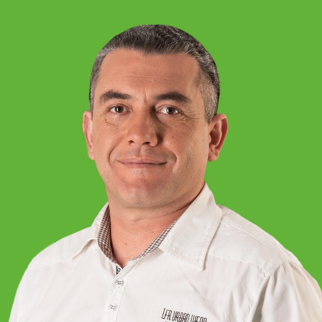 Candidatos Perfil Adao Moreira Luzim e Vila Cova