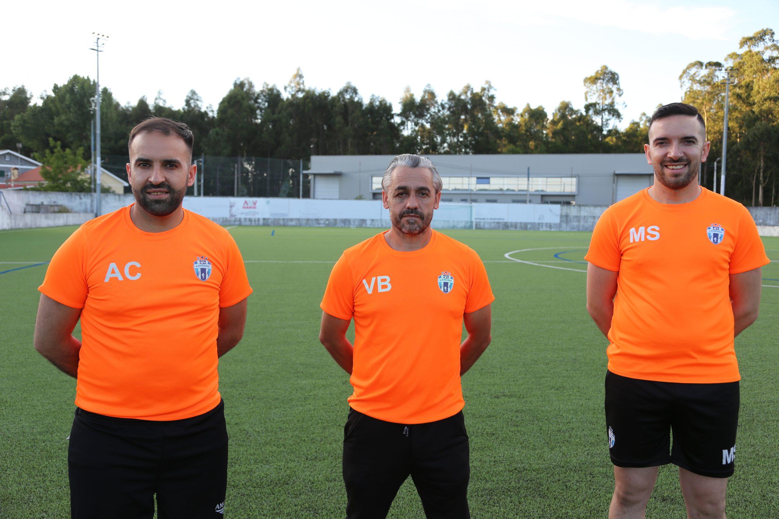 Vítor Barbosa deixa o comando técnico da AJM Lamoso