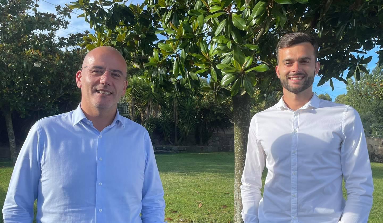 Luís Pedro é mandatário para o desporto da candidatura de Alexandre Costa à Câmara Municipal