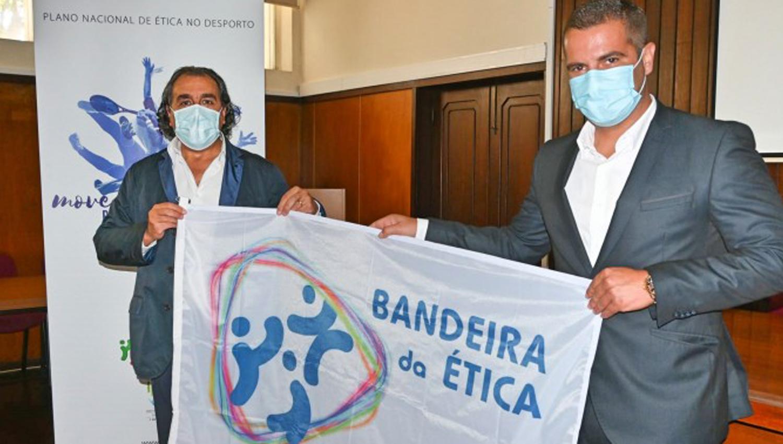 bandeira da etica