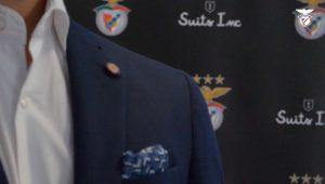 Suits Inc é o novo parceiro de indumentária do Sport Lisboa e Benfica