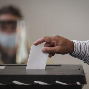 Votar / Eleitores